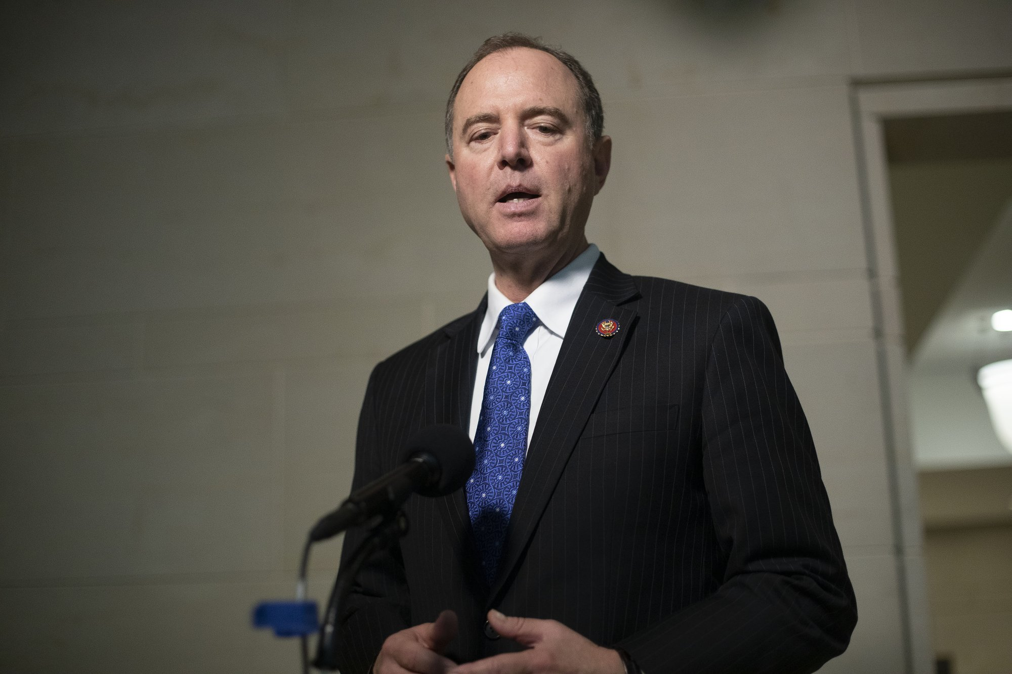 Schiff, a longtime prosecutor, angers GOP in impeachment