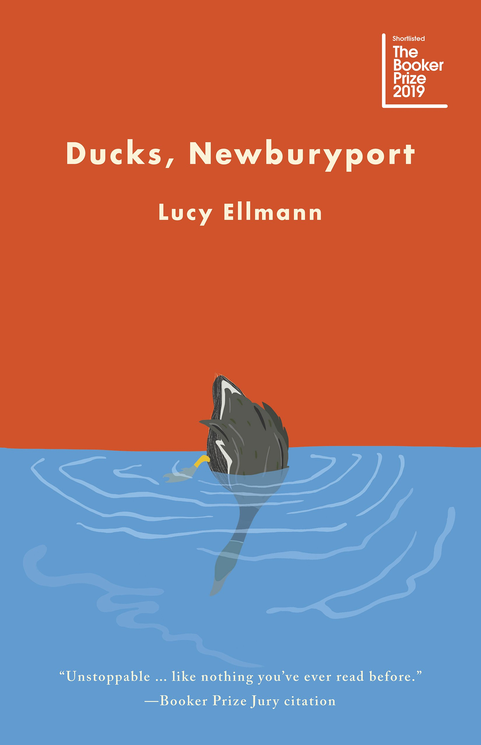 "Картинки по запросу ""Ducks, Newburyport,"" by Lucy Ellmann"