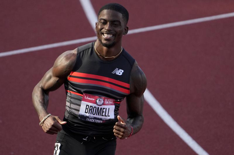 03:21 trayvon bromell, best known for being a runner, was born in st. Kmsymefzcougrm