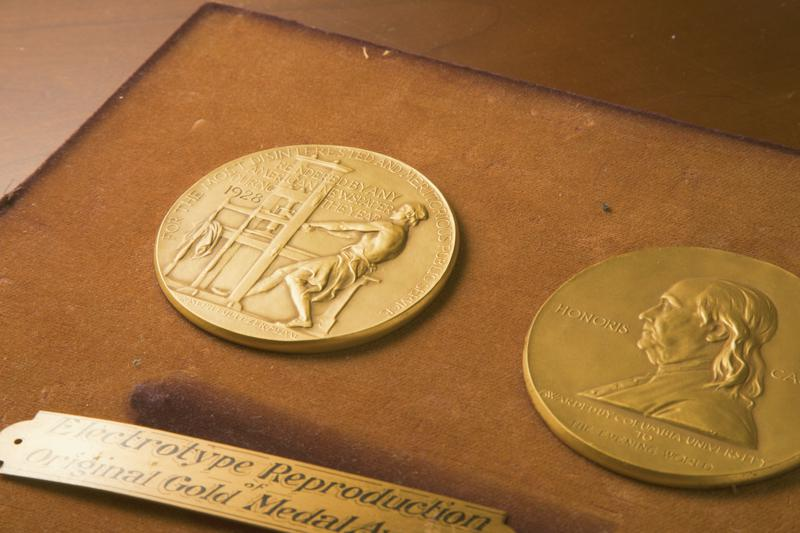 The Latest: 2021 Pulitzer Prizes honor journalism, arts