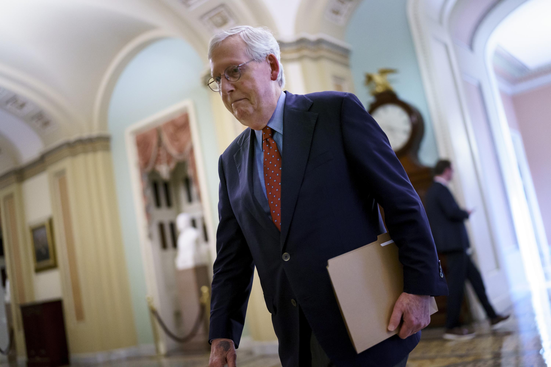Biden, Congress face big week for agenda, government funding - Associated Press