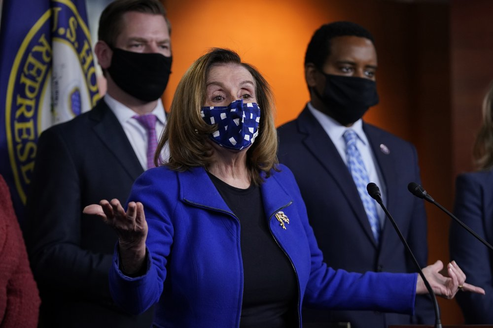 It's not over: Pelosi says independent commission will examine Capitol riot