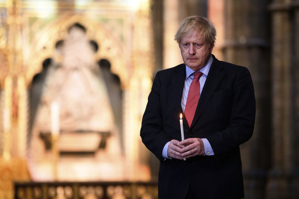Boris Johnson who has battled the coronavirus firsthand, says the United Kingdom will stick to lockdown