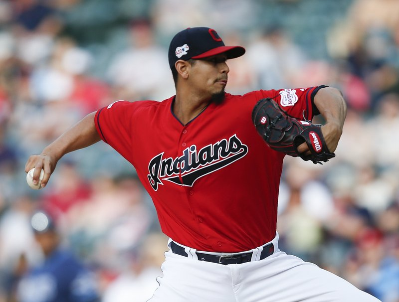 Carrasco rejoins Indians, will be activated off IL on Sunday