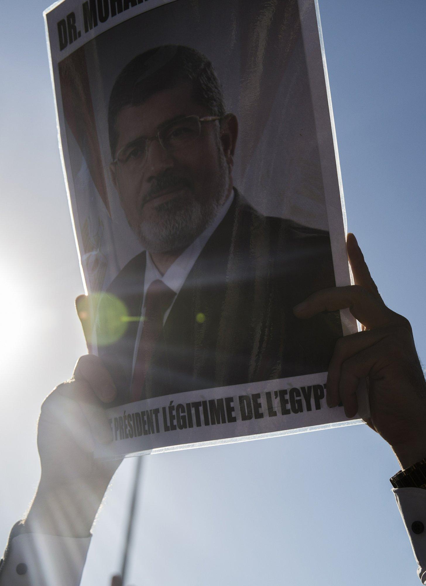Al-Qaida accuses Egypt of killing ex-president Morsi in jail