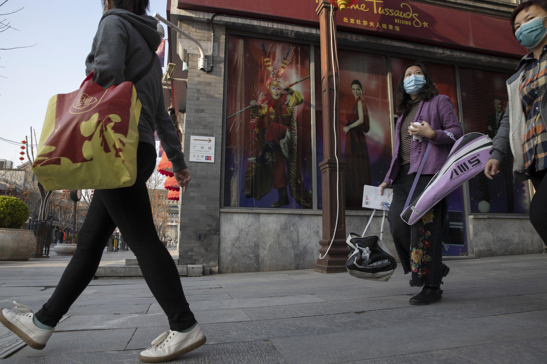 78 nuevas infecciones por coronavirus en China