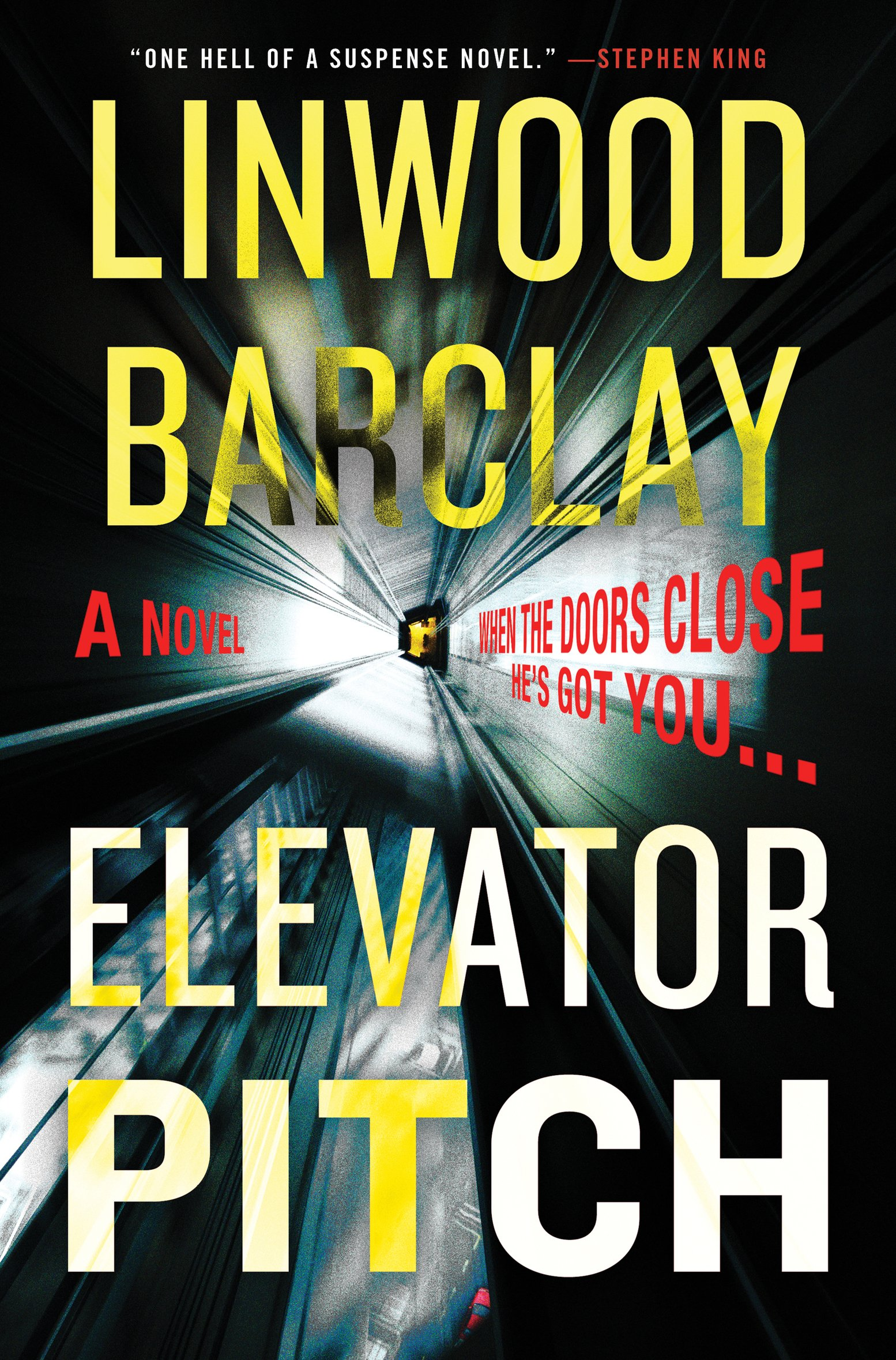 Review: Linwood Barclay's 'Elevator Pitch' is vivid story