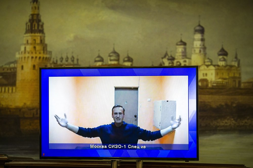 Moscow Court Puts Navalny's Brother and Allies Under House Arrest