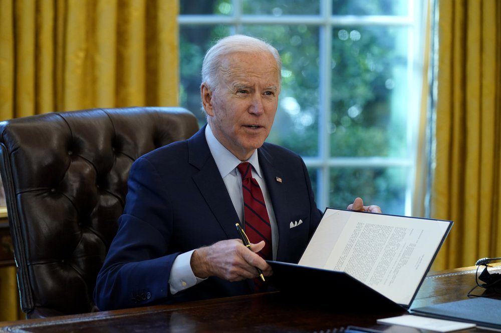President Biden orders government health insurance markets to reopen special sign-up window for uninsured