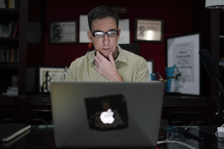Glenn Greenwald becomes focus of Brazil press freedom debate