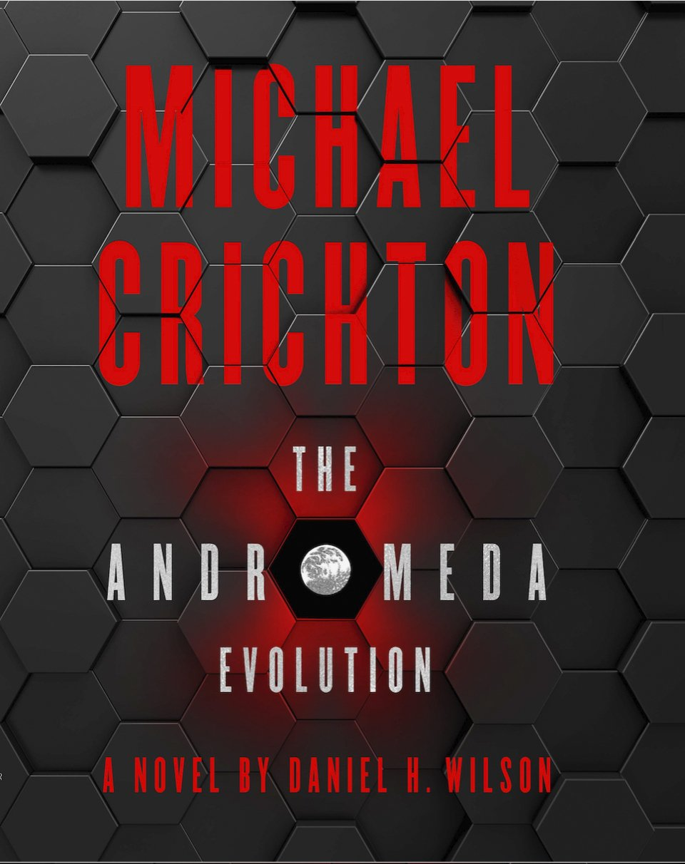 'Andromeda Evolution' is sequel to Michael Crichton book