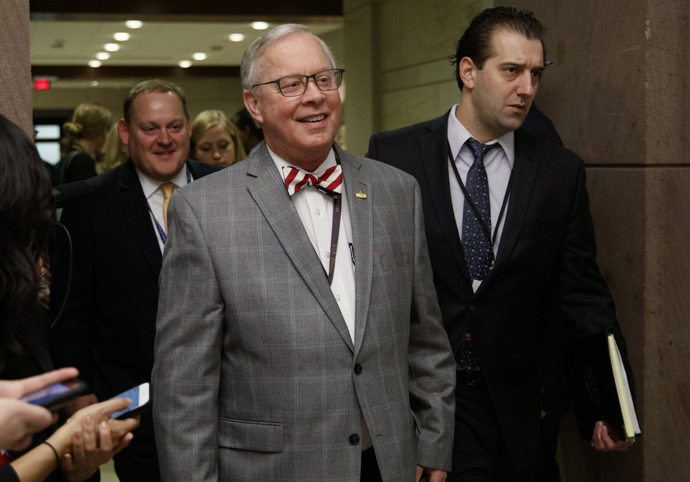 Texas GOP Rep. Wright dies at 67