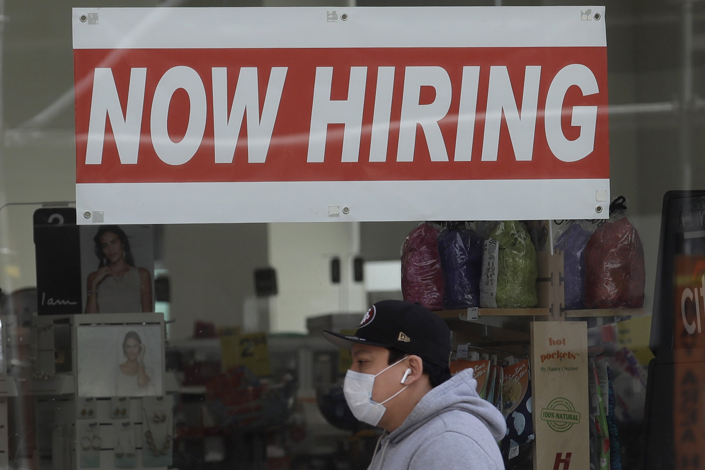 US jobless claims rise to 742000; millions to lose aid – The Associated Press