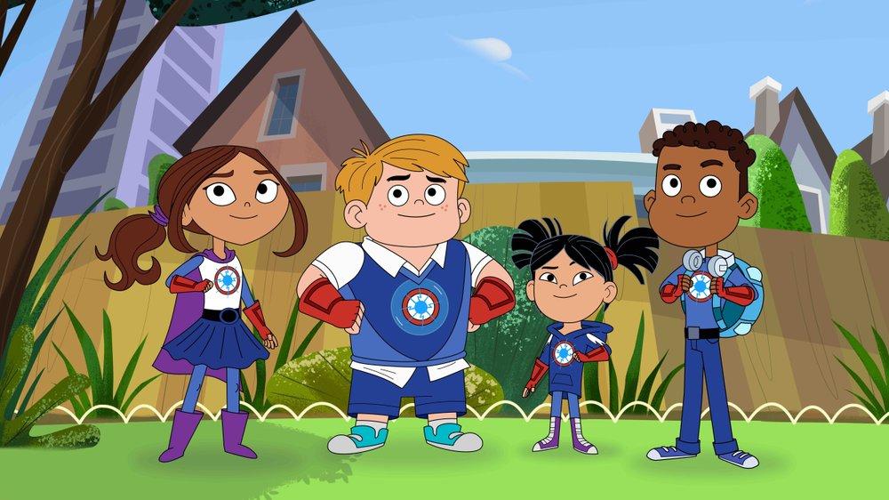New PBS Kids' series: A superhero kid with autism