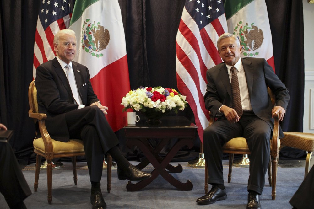 President Biden strives to build partnership with Mexican president