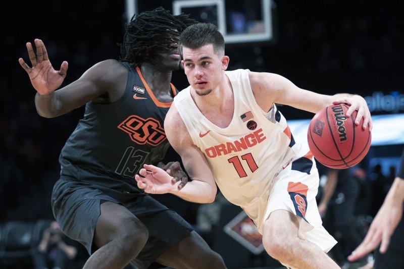 Freshman Joe Girard Making An Impact With Syracuse