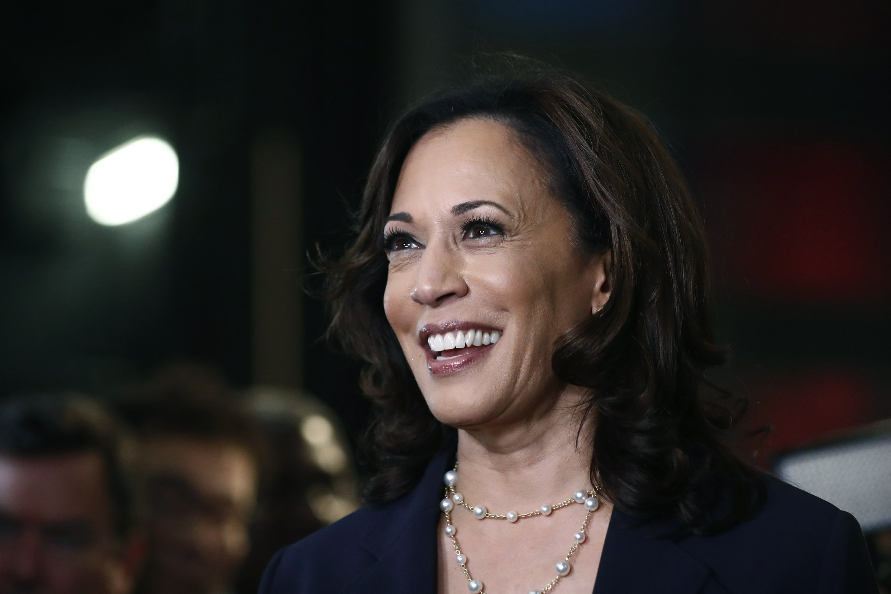 Biden Picks Kamala Harris As Running Mate First Black Woman