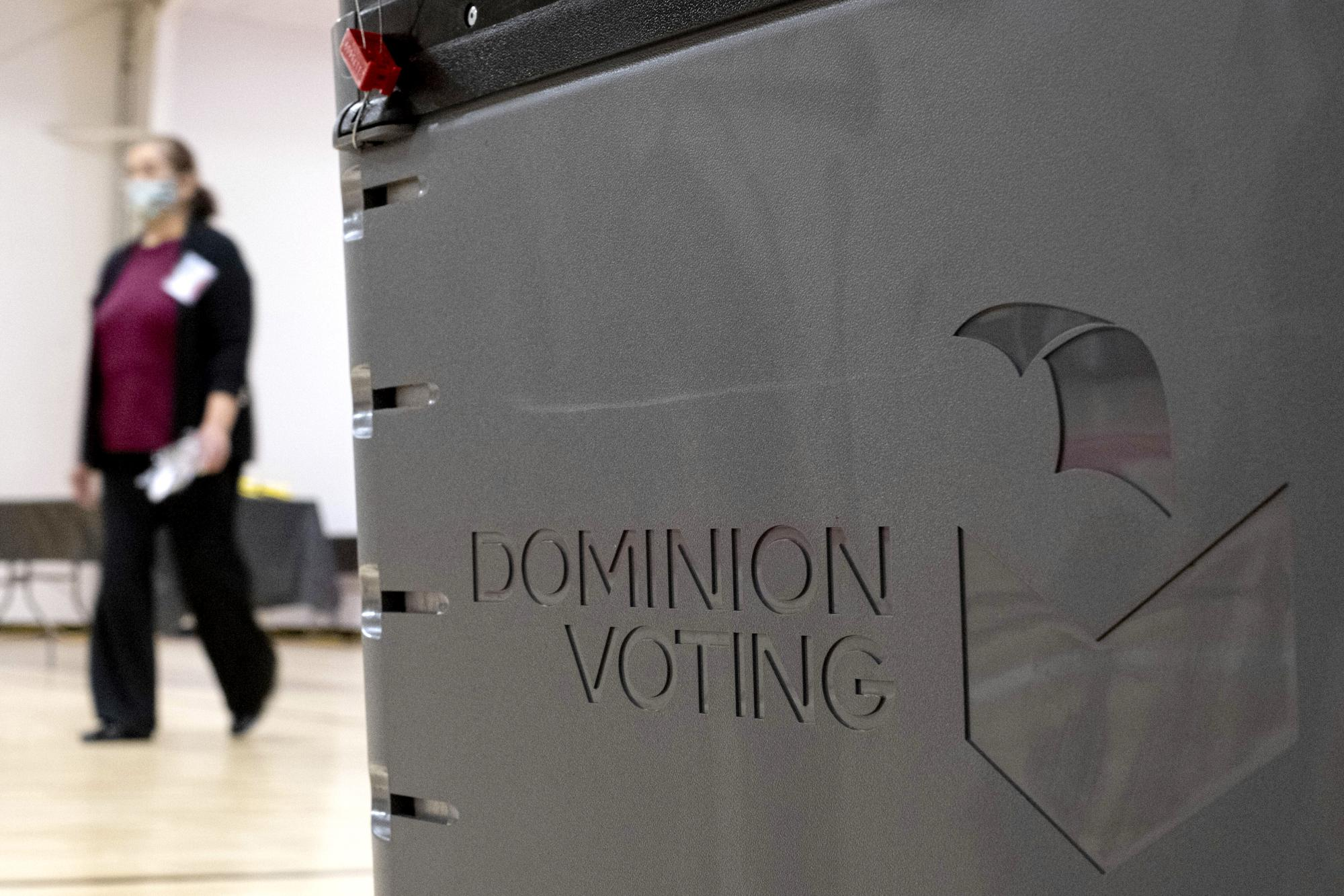 Dominion Sues OANN and Newsmax over Voting Machine Coverage