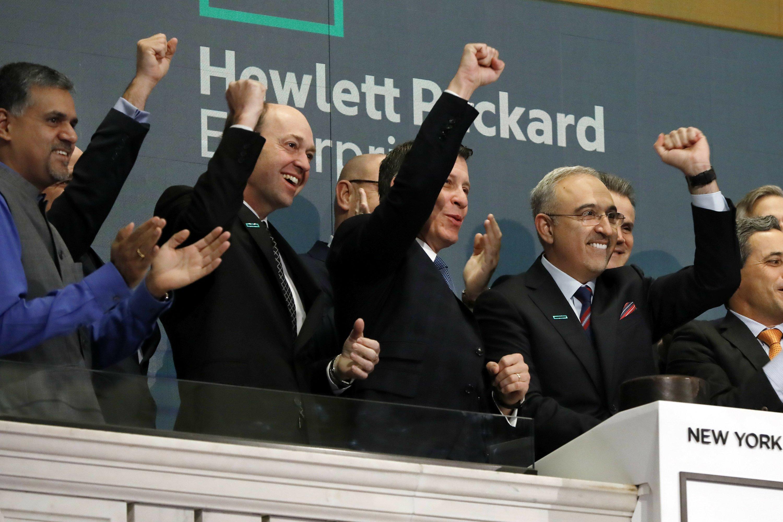 Hewlett Packard Enterprise to move headquarters to Texas