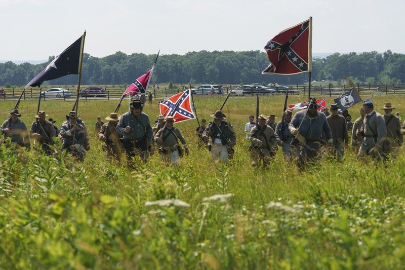 Ap Explains Confederate Flags Draw Differing Responses