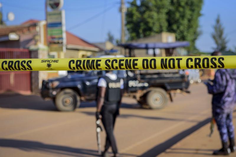 Uganda's President Says Deadly Blast Likely a Terrorist Act