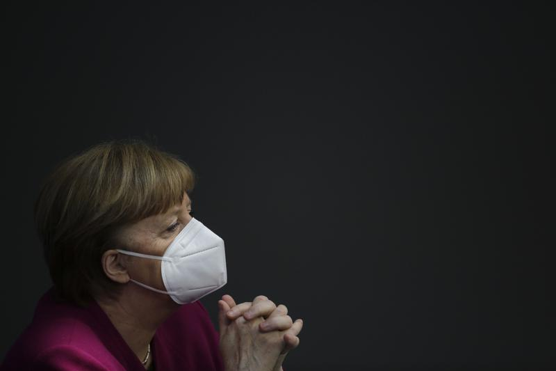 "Chancellor Angela Merkel pleads with Germans to accept ""tough"" pandemic restrictions"