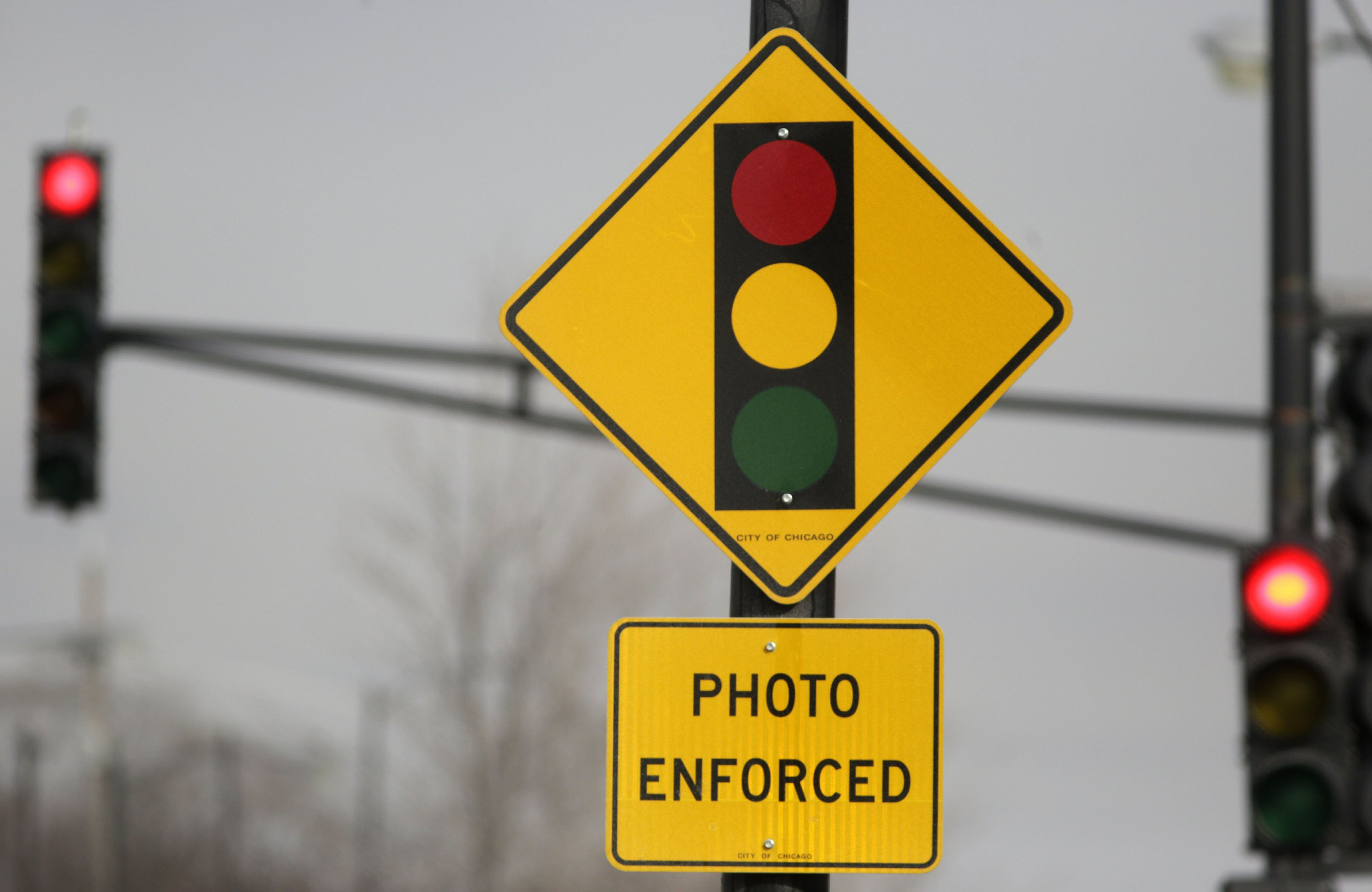 Texas governor signs state ban on red-light traffic cameras