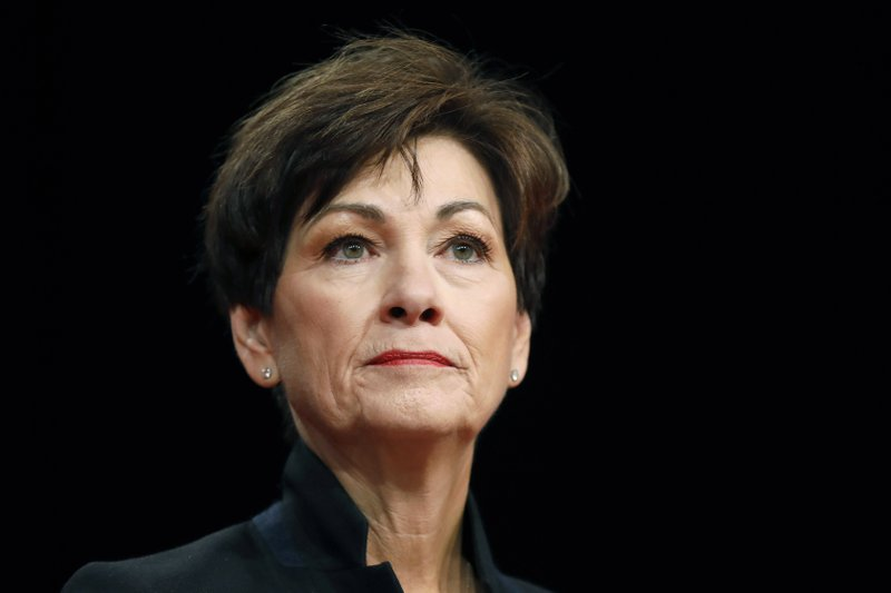 Iowa removes files that exposed governor's personal info