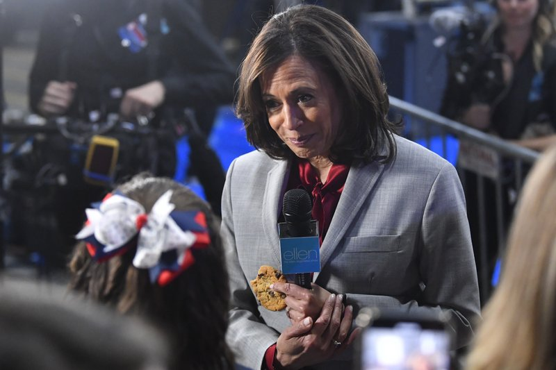 Campaigns Swarm Harris Donors After She Exits The 2020 Race