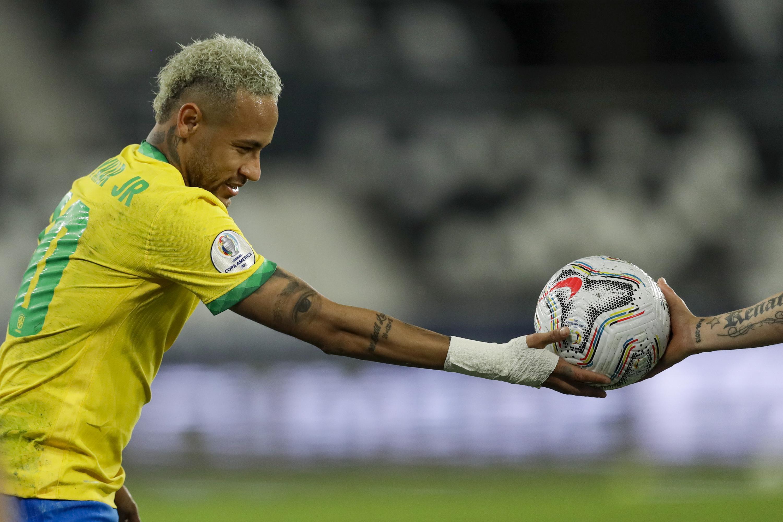 Confident Brazil takes on Peru in Copa America semifinals