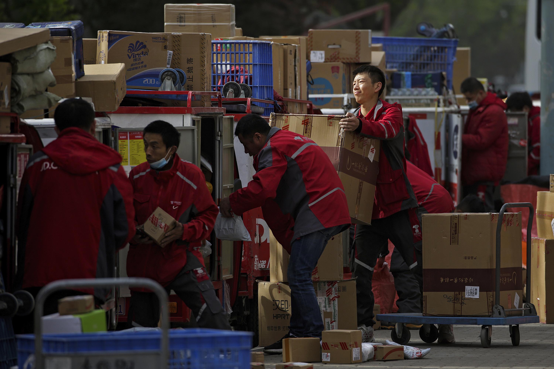 apnews.com: Shortages, shipping, shutdowns hit Asian factory output