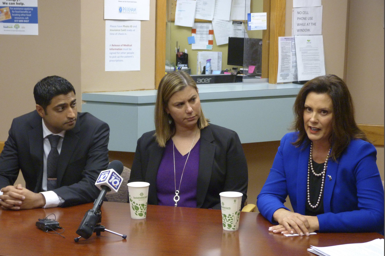 Whitmer: Legislature should help pause Medicaid work rules
