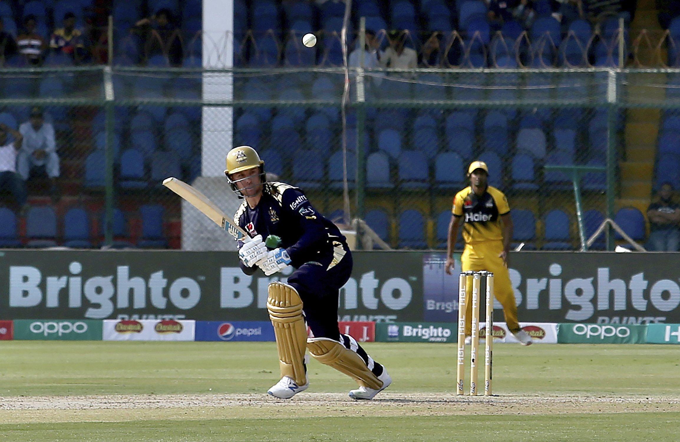 Former champions Islamabad, Peshawar earn 1st PSL wins