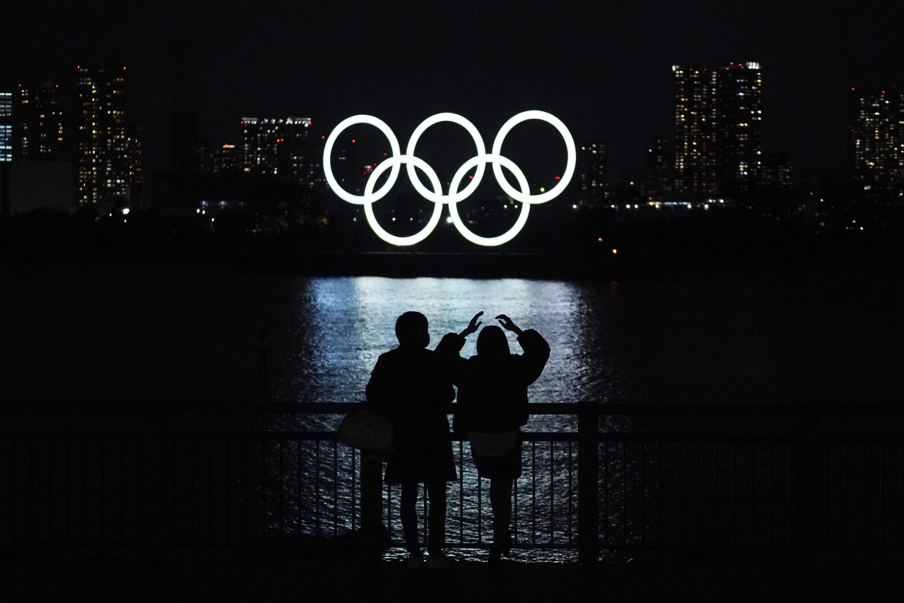 Olympic fans from abroad may have health tracked by app