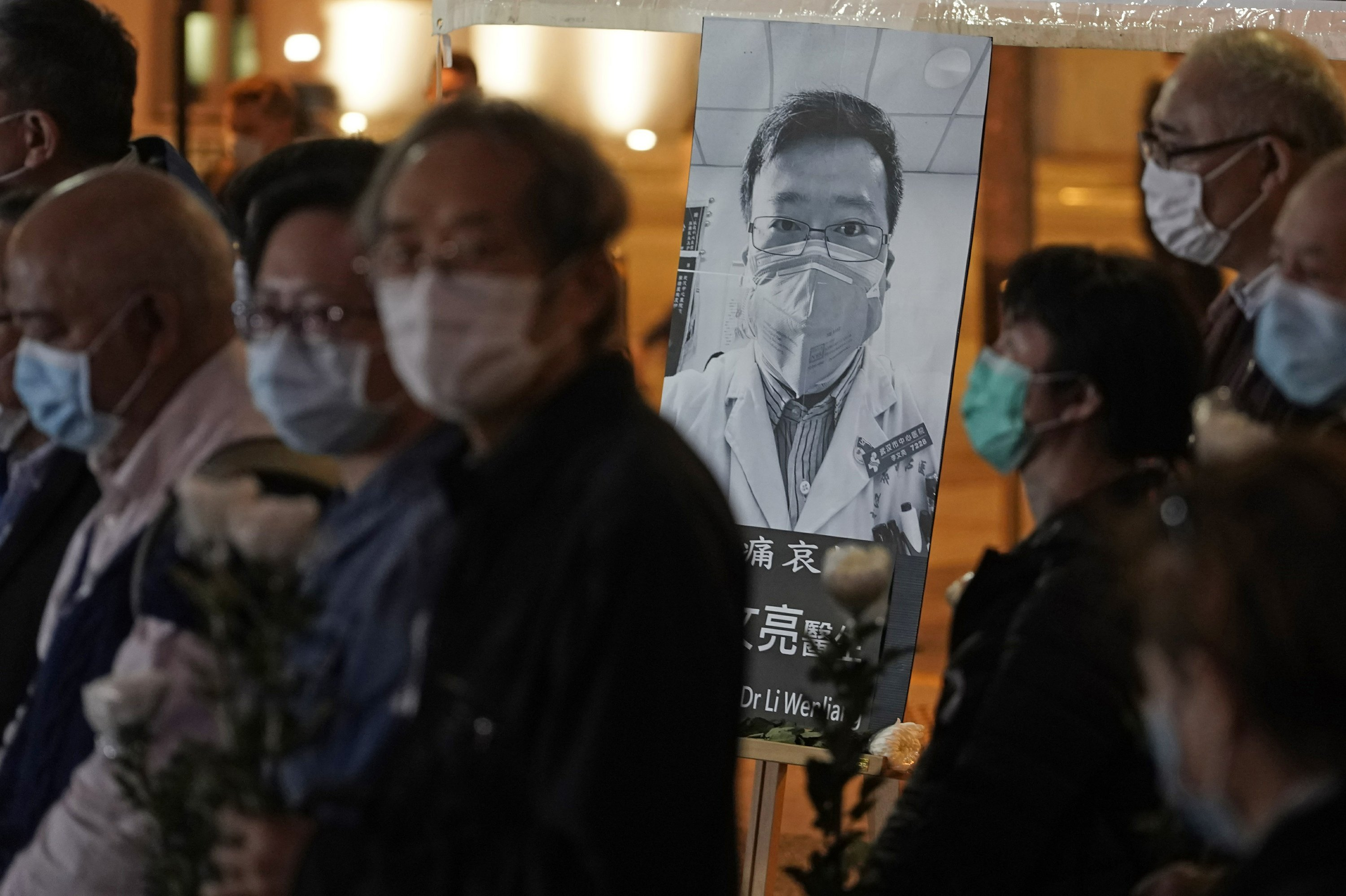 China's Communist Party faces recriminations over virus
