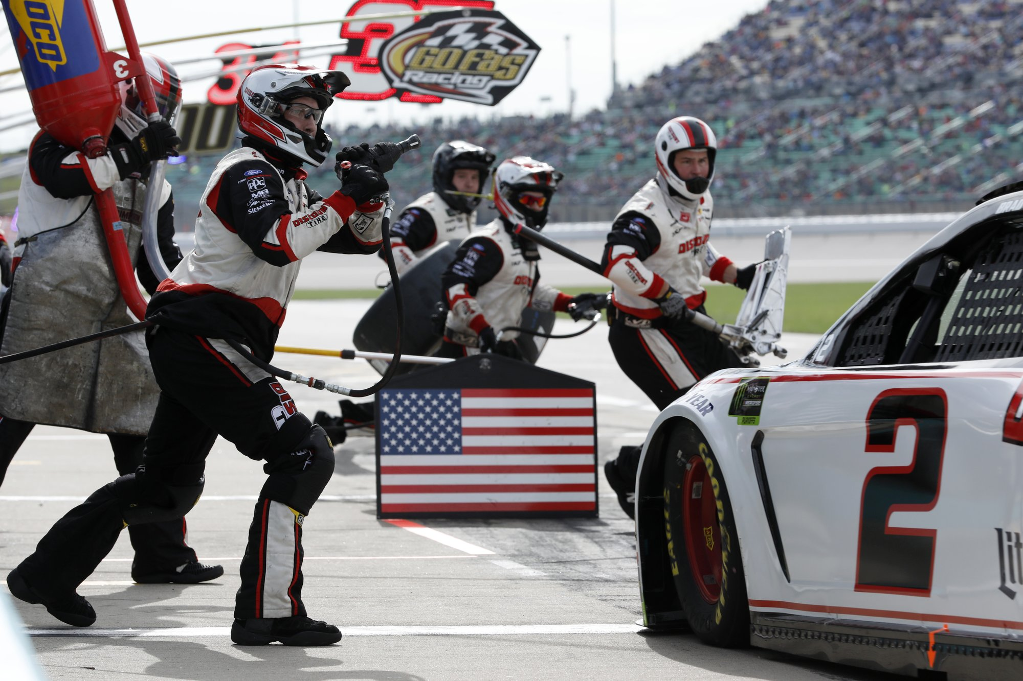 Column: Brian France was right to bring playoffs to NASCAR