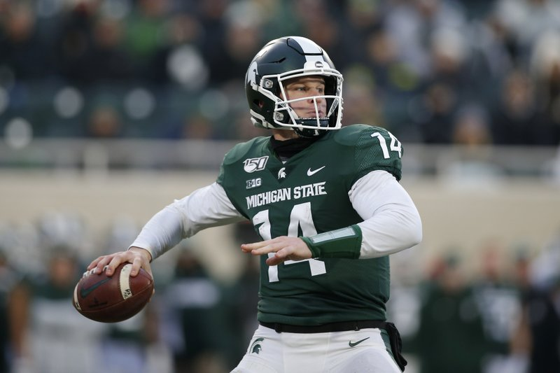Michigan State Bowl Eligible After Edging Maryland 19 16