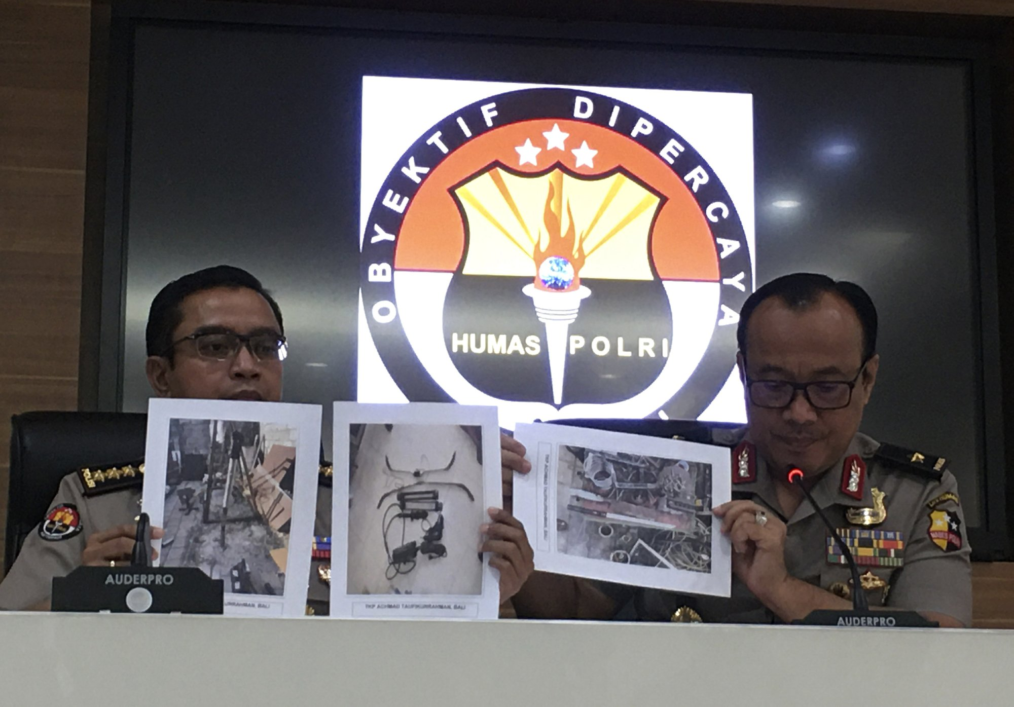 Indonesia arrests 40 militant suspects ahead of inauguration