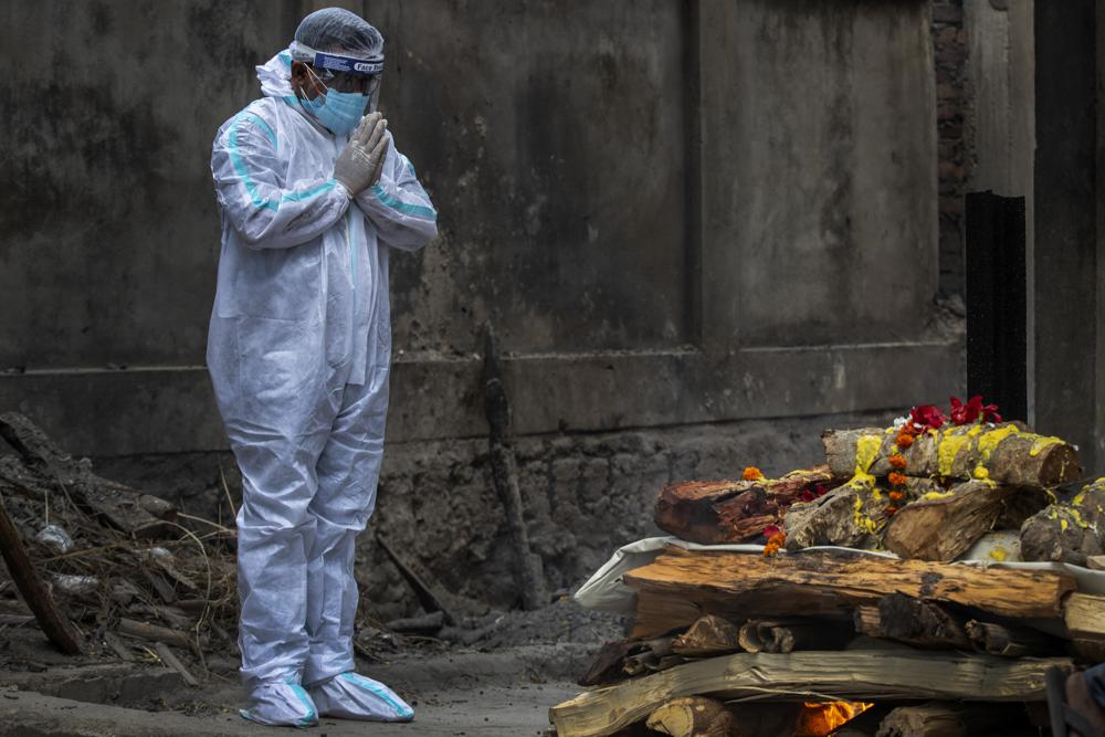 India virus death toll passes 300,000, 3rd highest in world