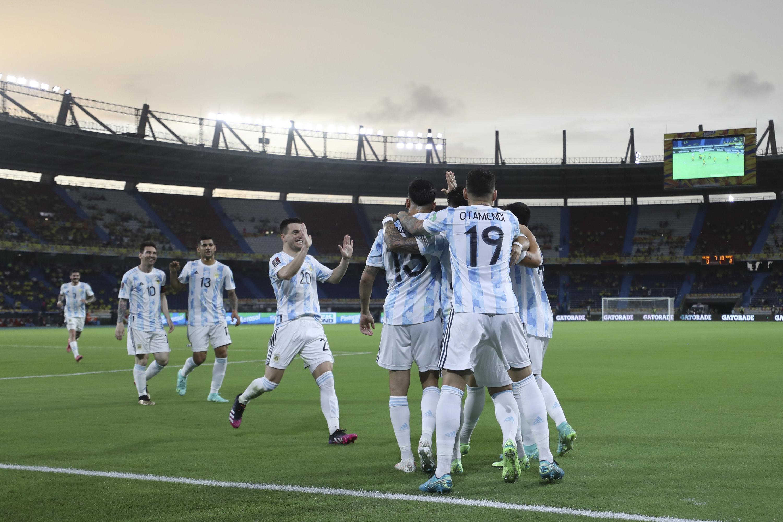 Messi, Di Maria and Agüero in Argentina's Copa America squad