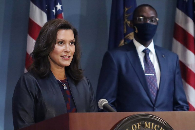 The Latest Michigan Issues Mask Requirement Other Measures