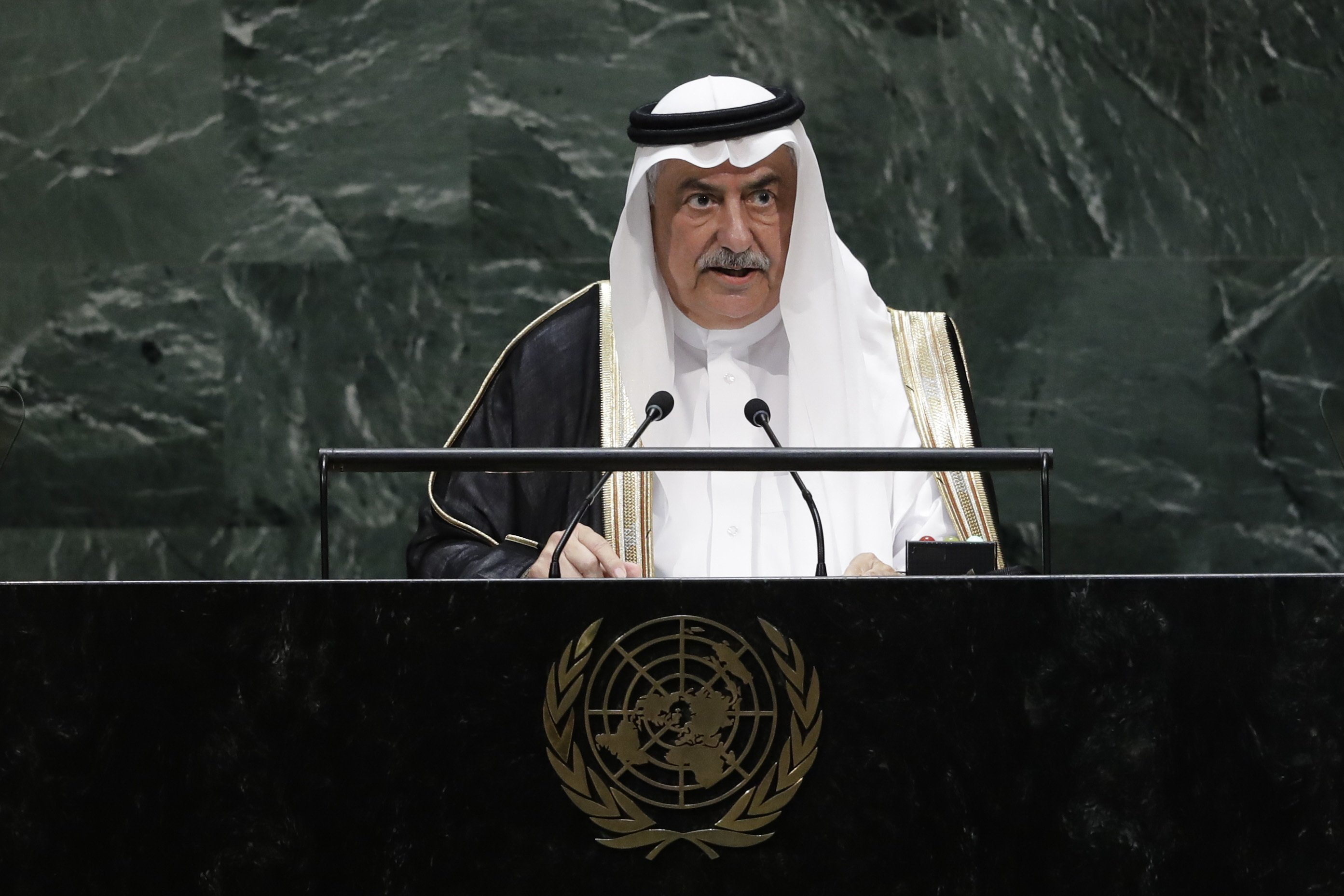 Saudi FM: Financial pressure is best way to control Iran