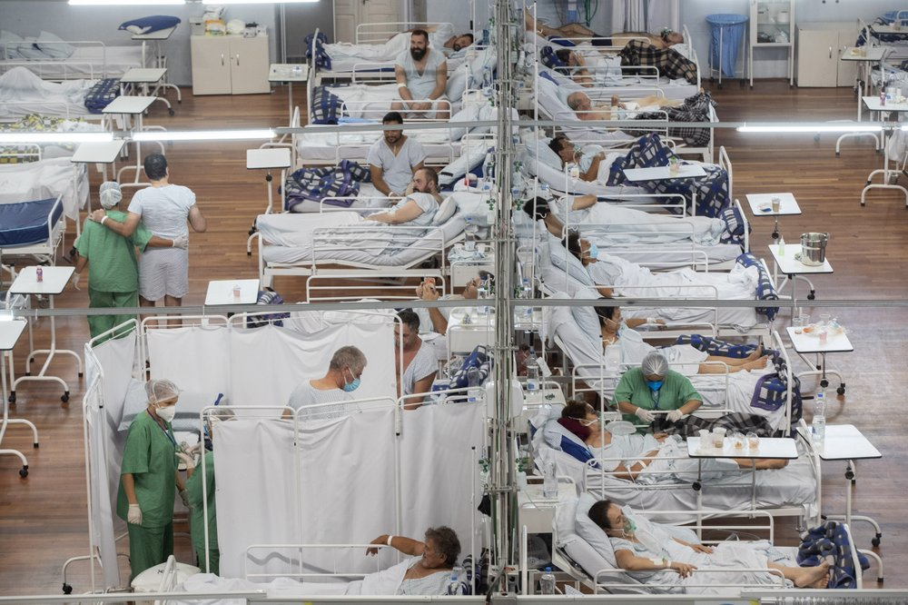 Brazil's national plan to contain COVID-19 falls short; coronavirus variant tears through the country
