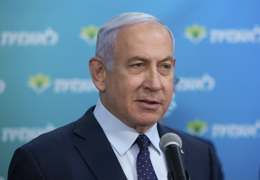 Should longtime Prime Minister Benjamin Netanyahu remain in power as Israelis vote in fourth election in 2 years