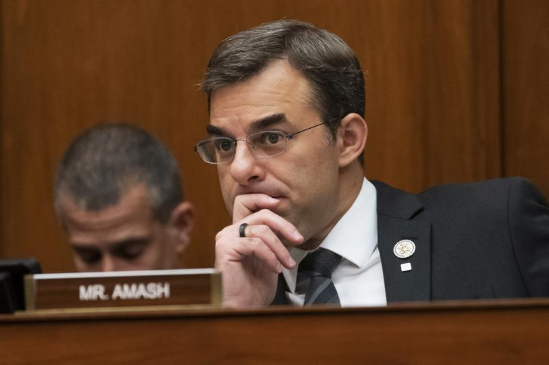 """Rep. Justin Amash of Michigan says, """"It's important that we present them [the American people] with that alternative."""""""