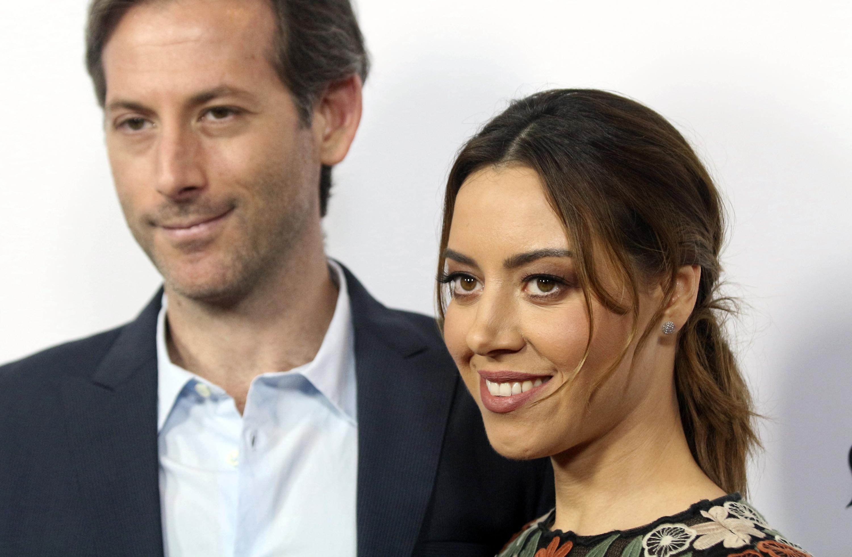 Aubrey Plaza marries longtime boyfriend director Jeff Baena – Associated Press