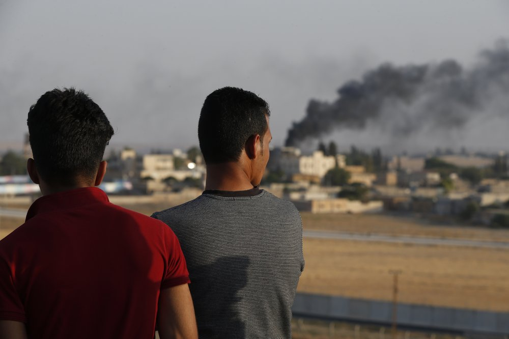 U.S. to evacuate all 1,000 troops from northern Syria