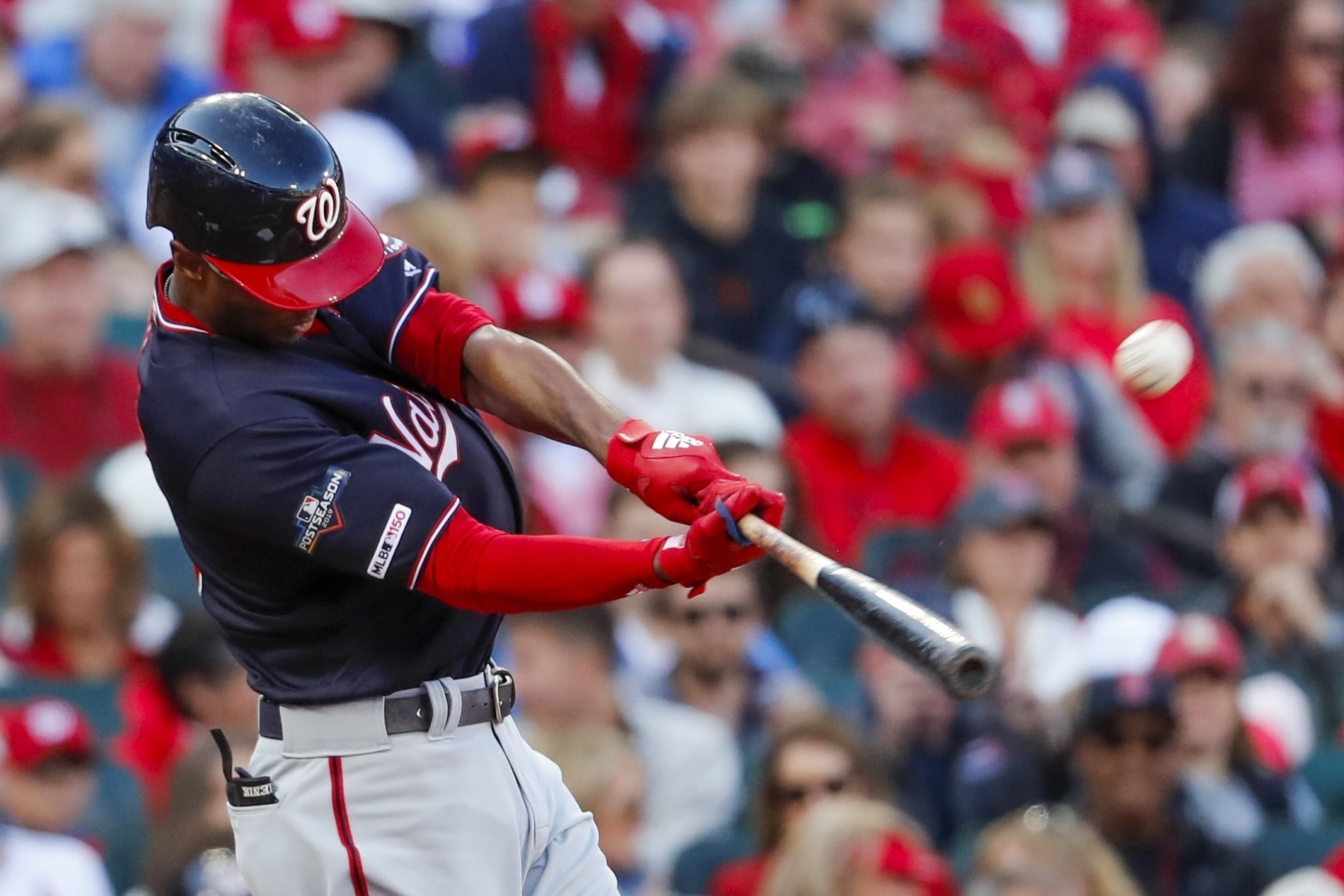 Michael A Taylor, Nationals agree to $3,325,000 deal