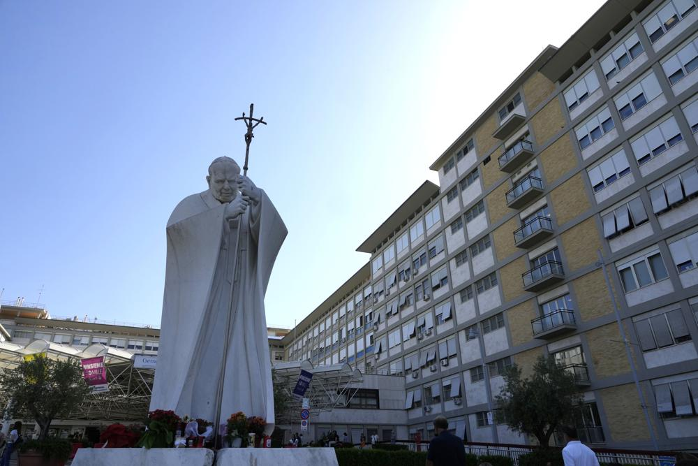 Pope had severe narrowing of colon, recovery continues: 'Will Never Be the Same'…