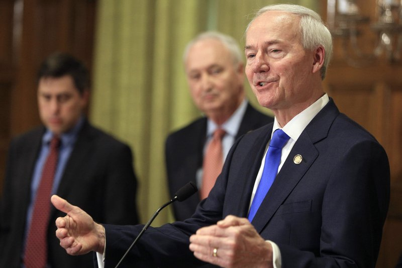 Arkansas Gov. Asa Hutchinson Signs Law Banning Transgender Individuals from Competing in Sports Teams Not Matching Their Biological Gender